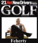 Feherty in Golf Magazine